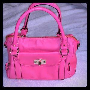 💚Merona pink bag💚
